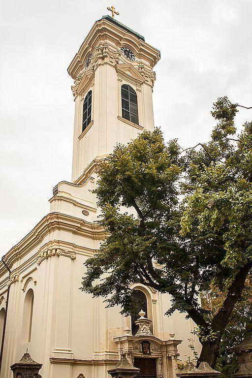 Almaška crkva u Novom Sadu