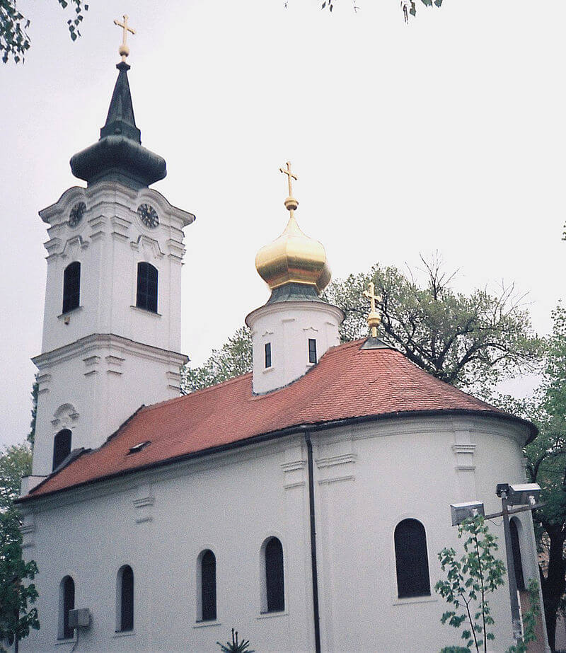 Nikolajevska crkva u Novom Sadu