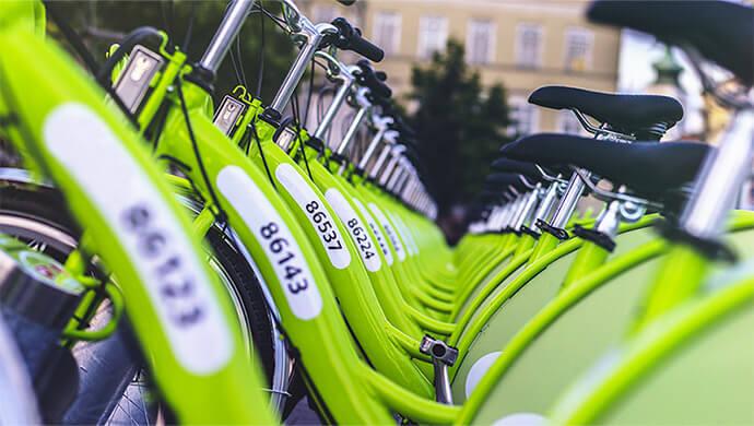 biciklom u novom sadu