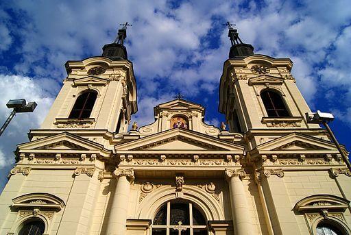 Sremski Karlovci crkva