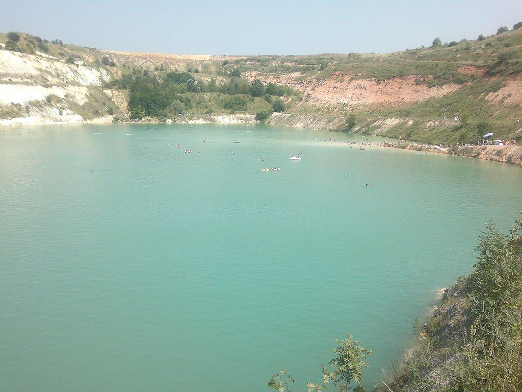 Jezero Besenovo