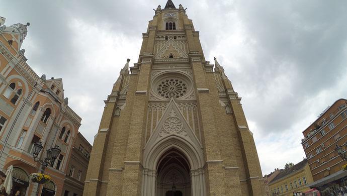 katedrala u novom sadu