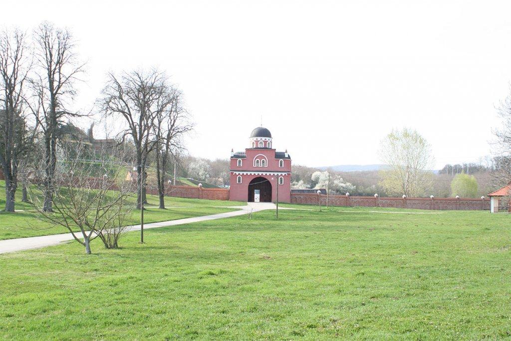 ulaz u manastir krusedol