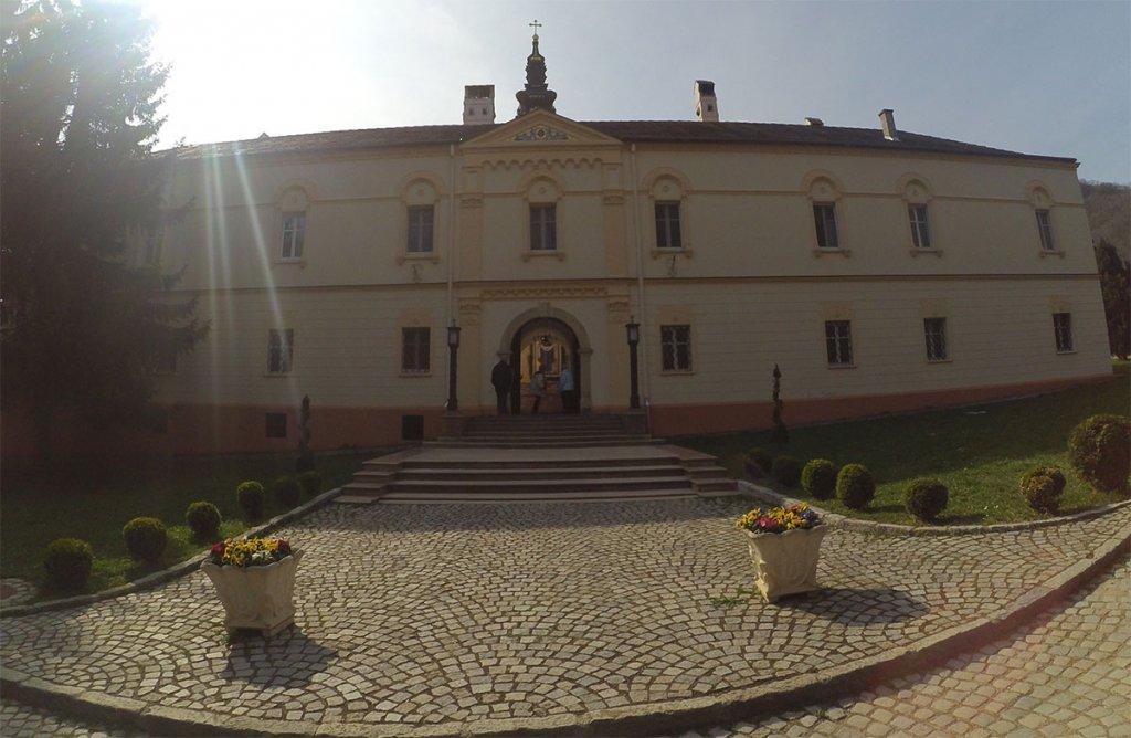 Manastiri na Fruškoj gori