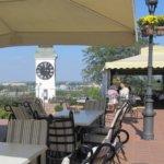 restoran terasa petrovaradinska tvrđava