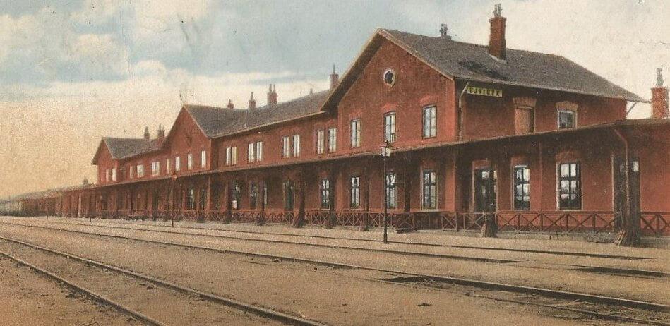 Stara zeleznicka stanica u Novom Sadu