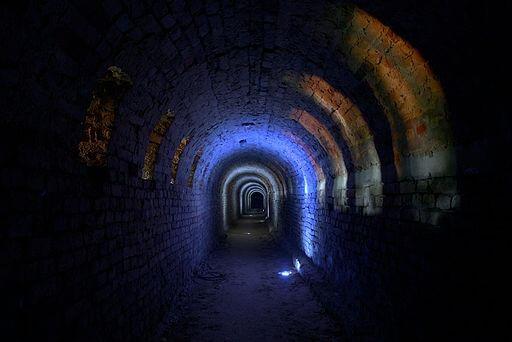 petrovaradinska tvrđava katakombe