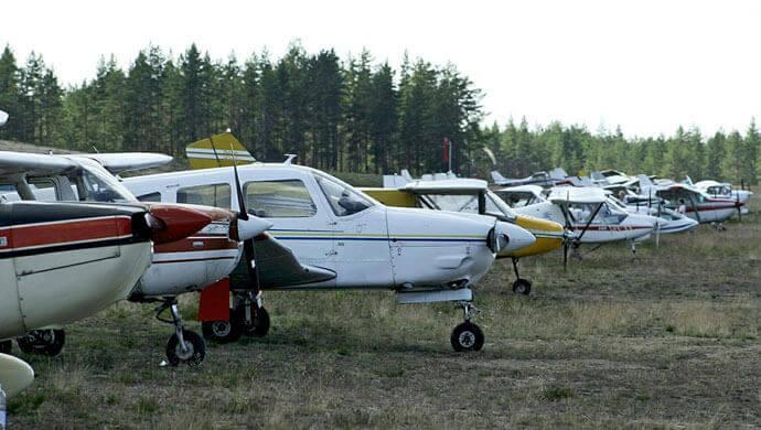 aerodrom cenej